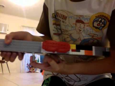 lego life size rifle