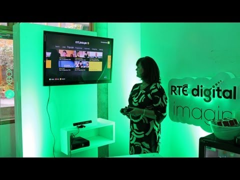RTÉ Digital: The Web World Weekly @ RTÉ Player on Xbox Launch