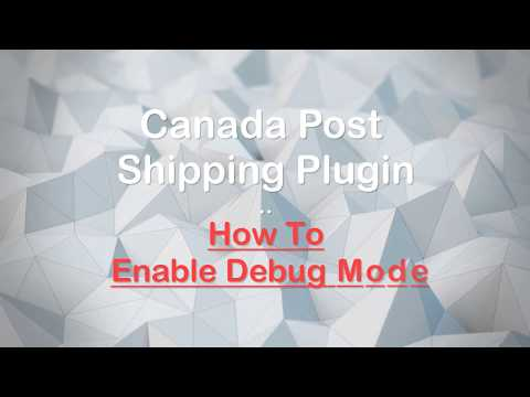 How to Get Canada Post Debug Request and Response in WooCommerce Canada Post Shipping plugin..?