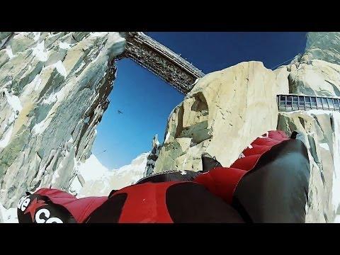 First Ever Wingsuit Flight UNDER Aiguille du Midi Bridge | The Perfect Flight, Ep. 2