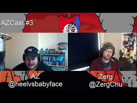 AZCast EPISODE #3: Shenmue 3 DELAY, Warhammer 40K, Fortnite + MORE !!