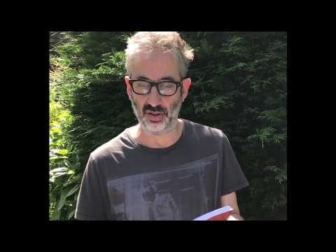 David Baddiel reads The Finch In My Brain