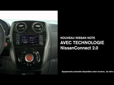 Nouveau Nissan NOTE