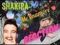 Shakira - Me Enamoré (Audio) FIRST REACTION