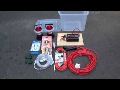 Turn Your Car Into a Generator