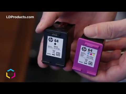 How to Replace Ink Cartridges in the HP® ENVY® Photo 6255, 7155, 7855 Printers