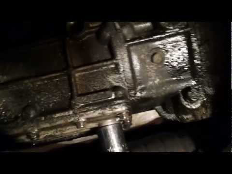 Transmission Gear Oil Change, Ford Ranger 5 speed- Firs Generation
