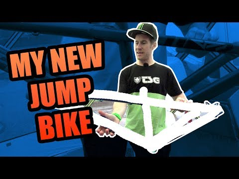 MY NEW HAIBIKE DIRT JUMP BIKE