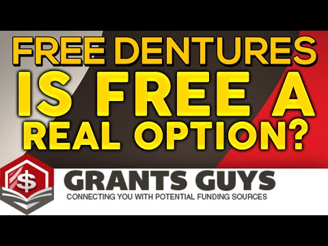 Free Dentures: Is Free A Real Option?