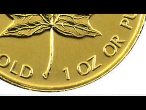 Deal Alert: 1 oz gold Maple Leaf Under Spot!