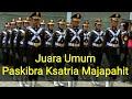 Juara Umum Smp Pgri Jatiuwung Paskibra Ksatria Majapahit Di Event Smk Yarsi Piala Kementrian