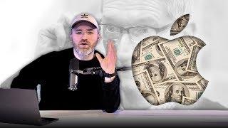 Suing Apple For 1 Billion Dollars...