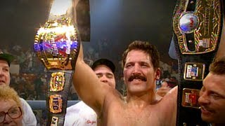 UFC 5 Free Fight: Dan Severn vs Dave Beneteau (1995)
