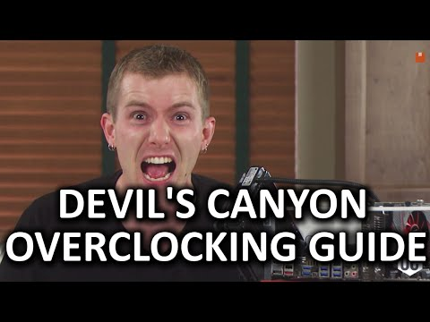 Intel Devil's Canyon & Pentium G3258 Anniversary Edition Overclocking Guide