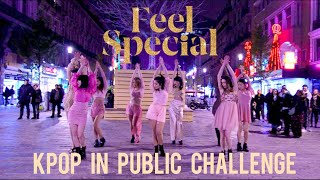 KPOP IN PUBLIC CHALLENGE TWICE quotFEEL SPECIALquot Dance Cover By Move Nation From Belgium