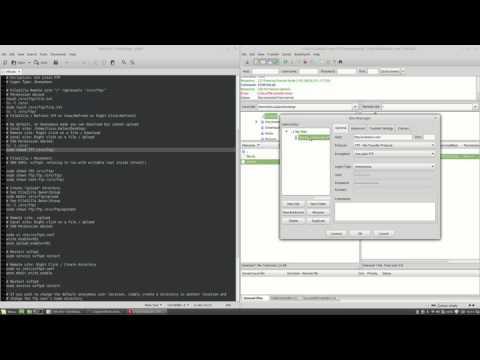 FTP Server (vsftpd) Anonymous user configuration on Ubuntu Server #124