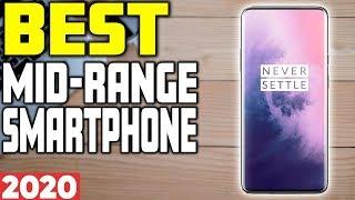 5 Best Mid-Range Smartphone in 2020