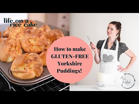 How To Make Gluten-Free Yorkshire Puddings