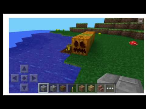 New Blocks and Food in Minecraft Pocket Edition Update 0.8.0!