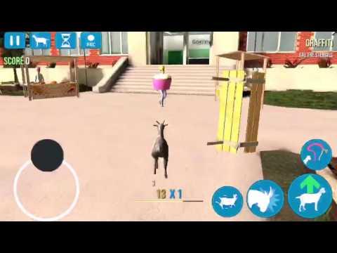 Goat Simulator - Goatville High - How to get an A