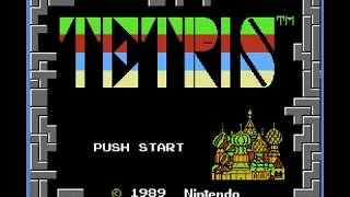 NES Tetris Lua AI playing to 999999