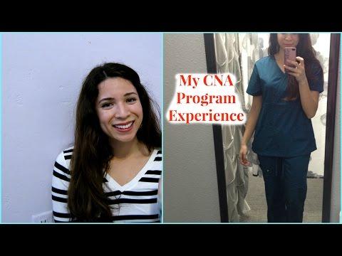 My CNA Program Experience