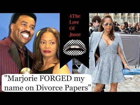 Steve Harvey's ex wife EXPOSES him Part 2