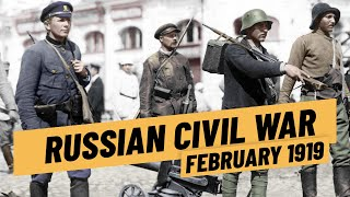 Download The Russian Civil War in Early 1919 I THE GREAT WAR Video