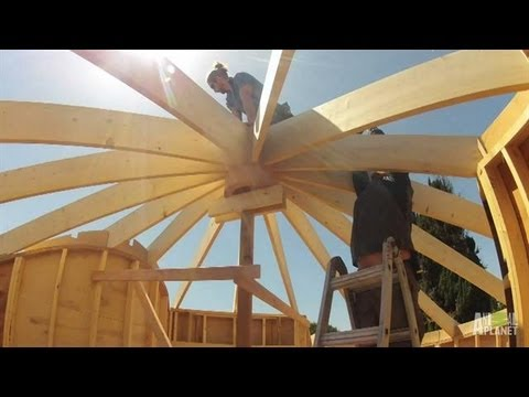 A Celtic-Themed Treehouse | Treehouse Masters
