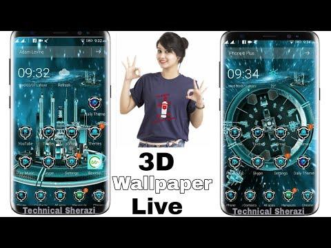 3D wallpaper Live 2018 Best Android App