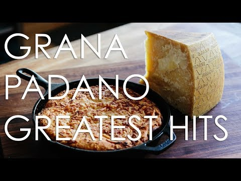 5 ways to use Grana Padano