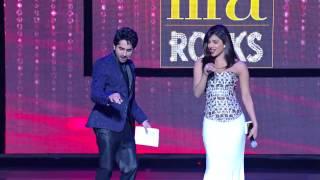 Sonakshi Sinha, Priyanka Chopra   Shafqat Amaanat Ali perform at IIFA Rocks 2012