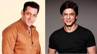 Salman Khan on Shah Rukh Khan