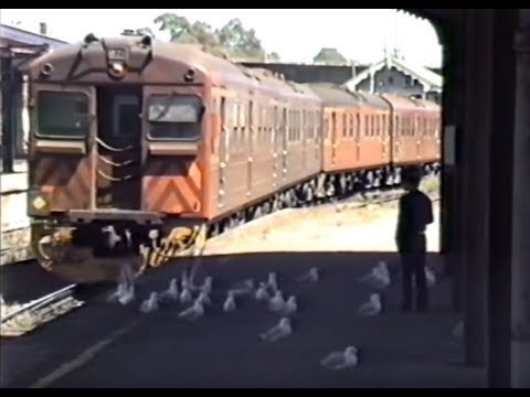 Train Enthusiast's  Video Diary 1986-03-02
