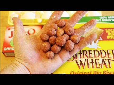 How to make boilies - boilie recipe - carp bait recipe - boilies for carp