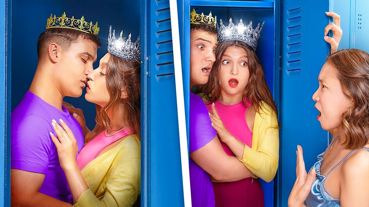 My Girlfriend Is a College Queen/ How to Become Popular at College
