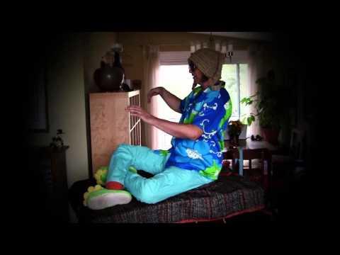 Flying Carpet - Psychedelic Hawaiian flies a magic carpet!