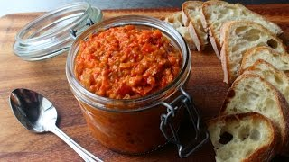 Bomba Calabrese - Spicy Calabrian Pepper Spread Recipe