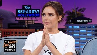 Victoria Beckham Says Yes to a Spice Girls Carpool Karaoke
