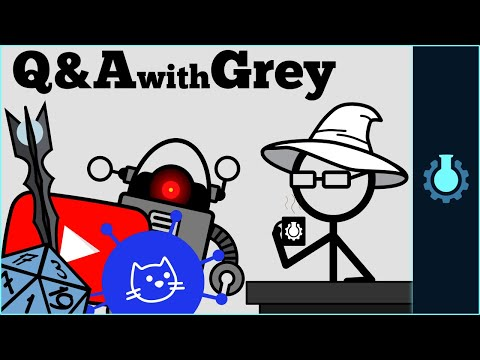 Q&A With Grey: Meme Edition