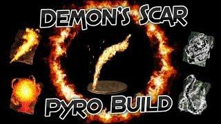 Onyx Blade Hybrid Build Pyromancer SL 120 Duel PVP PS4 Pro