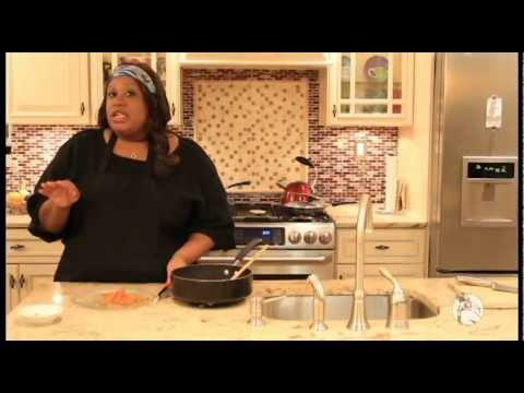 Urbyn Kitchen 3: Honey Glazed Carrots