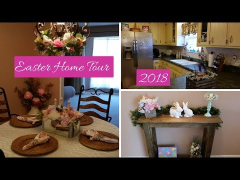Easter Home Tour 2018
