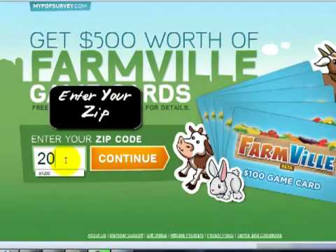 How To Get Free Farmville Cash