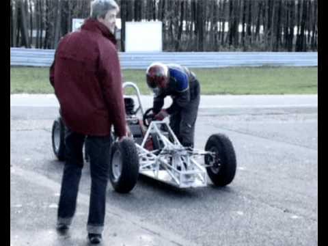 Open Wheel Formula chassis development
