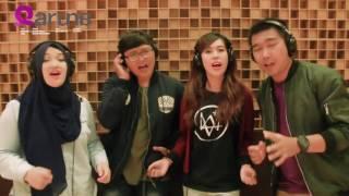 Teaser ARUNA - Sahabat (official Music Video)