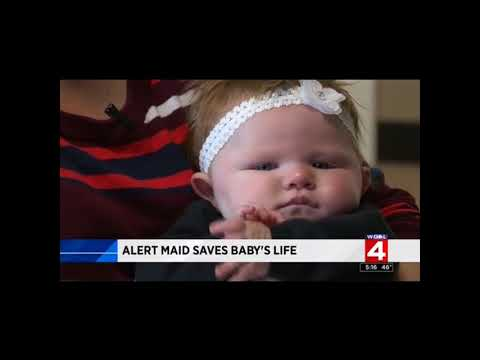 WDIV TV Features Molly Maid of Ann Arbor's Hero