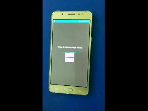 Direct Unlock SM-J510FN By MSL Code & Z3X New Security