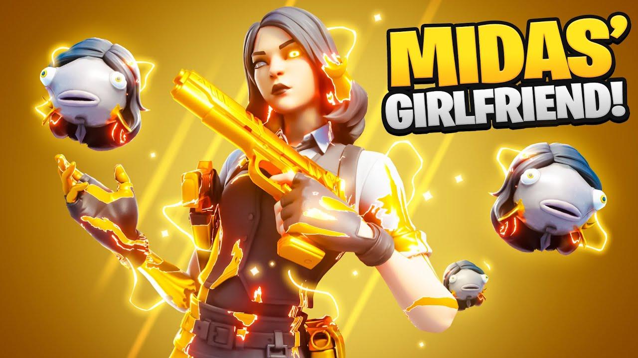 MIDAS' GIRLFRIEND IS HERE!