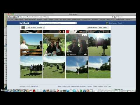 What!? The public can see my Facebook albums?????
